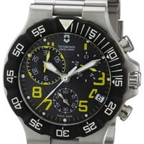 Victorinox Swiss Army Summit XLT Chronograph Stainless Steel...