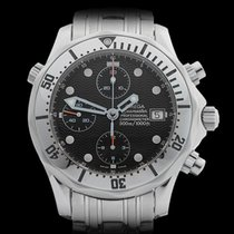 Omega Seamaster Chronograph Stainless Steel Gents 2598.80.00