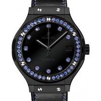 Hublot Classic Fusion Shiny 565.CX.1210.VR.1201 Black Dial...