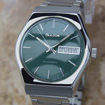 Bulova N7 Swiss Made Vintage 1970s Mens 35mm Automatic...