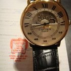 """Cartier Rotonde  Day & Night  """"Pink Gold"""""""