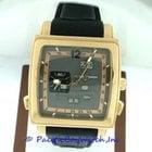 Ulysse Nardin Quadrato Dual Time Perpetual 326-90 Pre-Owned