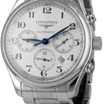 Longines Master Collection - 42mm Automatic Chronograph L27594786