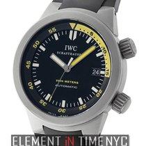 IWC Aquatimer Collection Aquatimer Automatic 2000 Titanium...