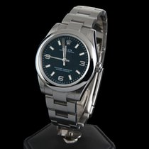 Rolex OYSTER PERPETUAL STEEL MEDIUM SIZE