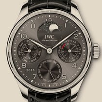 IWC Portuguese Perpetual Calendar Single Moon