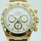 Rolex Daytona yellow Gold 116518