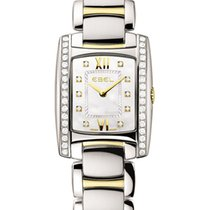 Ebel Brasilia Mini Ref.1215769, Diamantbes. 0,58 ct