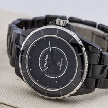 Chanel J12 Black Watch