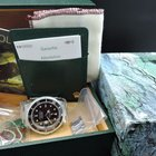 Rolex SUBMARINER 16610 Black Dial with Box and Paper [N...
