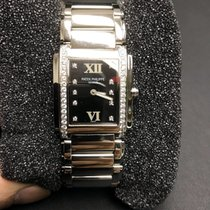 Patek Philippe Twenty-4  - Diamond Bezel Single sealed -...