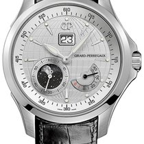 Girard Perregaux Traveller Large Date Moonphases 49650-11-132-...