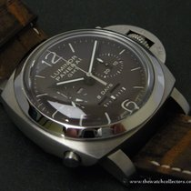 "Panerai : Luminor Marina 1950 ""Chronographe Monopoussoir 8..."