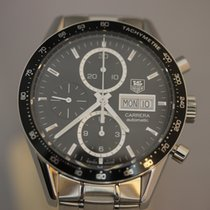 TAG Heuer Carrera Calibre 16 Chronograph Day Date 41mm UNGETRAGEN