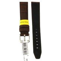 Ebel Morellato Leather Like Rubber Strap 18-16mm