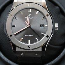 Hublot Classic Fusion Racing Grey Titanium 42mm