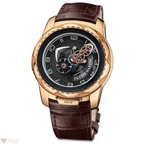 Ulysse Nardin Uylsse Nardin Ulysse Rose Gold Brown Freak...