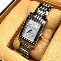 Bulgari Rettangolo Stainless Steel Automatic Mens/unisex Watch...