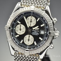 Breitling Crosswind Automatic Chronograph Steel 43MM Black...