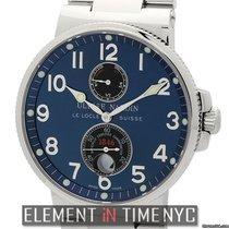 Ulysse Nardin Maxi Marine Chronometer 1846 Stainless Steel...