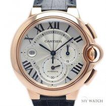 Cartier カルティエ (Cartier) Ballon Bleu Chronograph XL 47mm 18k...