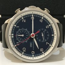 IWC Portuguese Yacht Club Chronograph 45.5mm Completo 2015