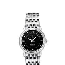 Omega 42410276001001 De Ville Prestige Quartz Ladies Watch