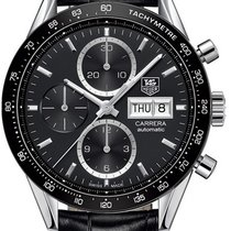TAG Heuer Carrera Calibre 16 Automatic Chronograph 41 mm...