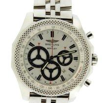 Breitling Bentley Bornato Racing Chronograph Stainless Steel