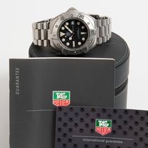 TAG Heuer Super Professional Box & Papers WS2110-2