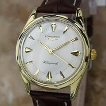 Longines Swiss Made Men's Gold Capped 1960s Men's...