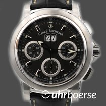 Carl F. Bucherer Patravi Chronograph in Stahl Automatik um...