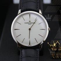 Vacheron Constantin 81180/000G-9117  Patrimony White  Dial 18k...