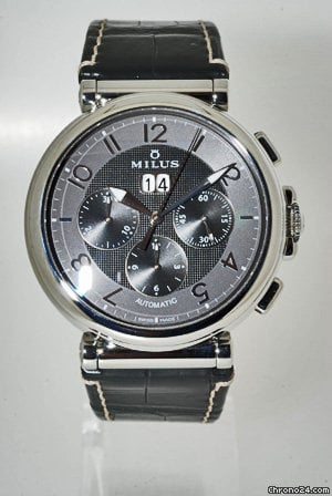 Milus Zetios Chronograph
