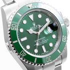 """Rolex SS Ceramic Submariner Green """"HULK"""" Edition..."""