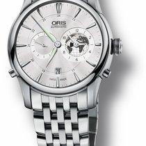 Oris Greenwich Mean Time Limited Edition NEU mit B+P