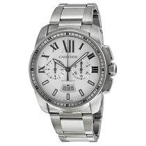 Cartier Men's W7100045 Calibre de Cartier Chronograph Watch
