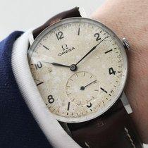 Omega 38mm Oversize Jumbo Watch 30T2