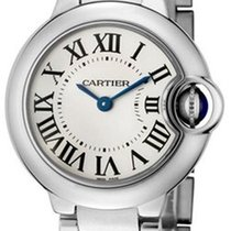 Cartier Ballon Bleu Quartz No Date Ladies watch W69010Z4
