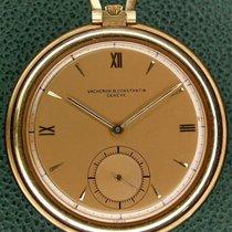 Vacheron Constantin Manual Winding 45mm 18k Yellow Gold