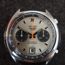 Heuer Carrera Chronograph Vintage 70er Jahre