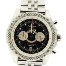 Breitling Bentley Supersports Chronograph Stainless Steel