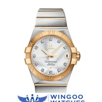 Omega - Constellation Co-Axial 38 MM Ref. 123.20.38.21.52.002