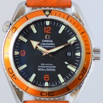Omega SEAMASTER PLANET OCEAN 22085000 XL 45.5MM CO-AXIAL AUTO