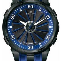 Perrelet Blue Turbine Racing XL Men's Watch Model A1051/8