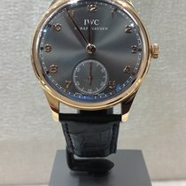 IWC Portuguese Manual Wind Men's Watch