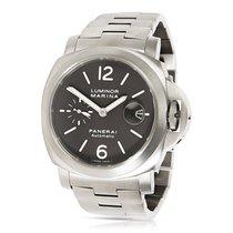 Panerai Luminor Marina PAM00296 Men's Watch in Titanium