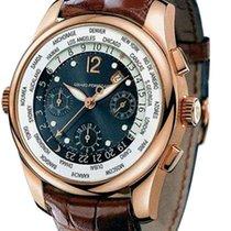 Girard Perregaux WW.TC Chronograph 18K Rose Gold Men's Watch
