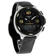 Tissot T-Race Touch Digital Swiss Quartz Mens Watch T081.420.1...