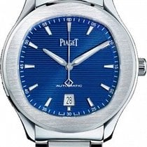 Piaget G0A41002 Polo 42mm Automatic in Stainless Steel - on...